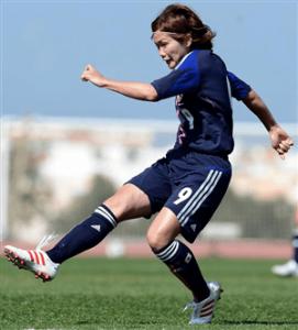 川澄2012アルガルベカップ