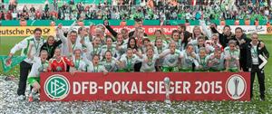 大儀見優季 ドイツカップ優勝