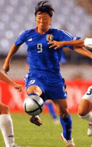 大儀見優希 2005