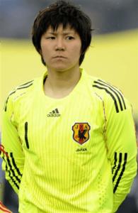 福元美穂選手2008