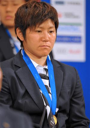 福元美穂2011年 2012年ロンドンオリンピックで代表レギュラーに返り咲き。銀メダル... 【