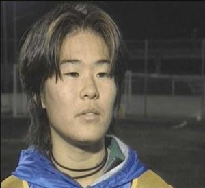 澤選手 中学校時代