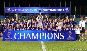 アジアカップ初優勝