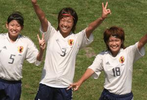 川澄奈穂美2005