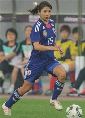 鮫島選手 W杯2011