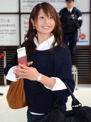 鮫島彩選手 私服画像9