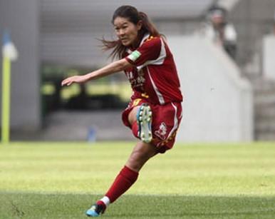 澤選手 INAC神戸