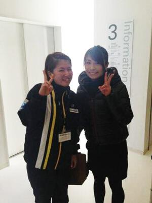 鮫島彩選手 私服画像8