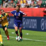 【試合後コメント】なでしこジャパン、宇津木瑠美がオーストラリア戦MVP【カナダW杯準々決勝】