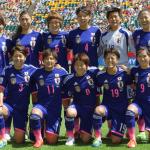 なでしこジャパンがベストチーム・オブ・ザ・イヤー2015優秀賞を受賞