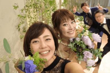 吉竹史、友人の結婚式