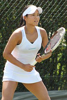 尾崎里紗 テニス選手